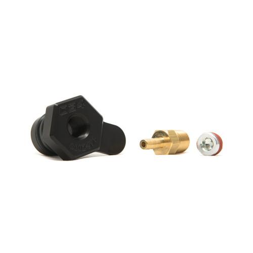 034Motorsport Intake Manifold Plug & Boost Tap, 2.0T FSI & 2.0 TSI