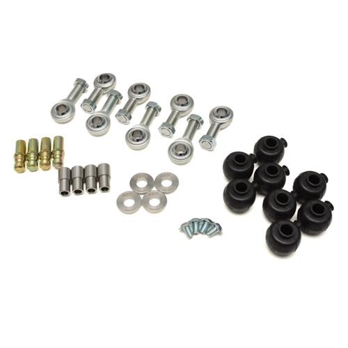 034Motorsport Rebuild Kit, Motorsport Adjustable Front Upper Control Arms for B5/B6/B7 Audi