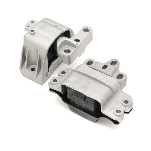 034Motorsport Motor Mount Pair, Street Density Line, MkV & MkVI Volkswagen, 8J & 8P Audi, 2.0T FSI