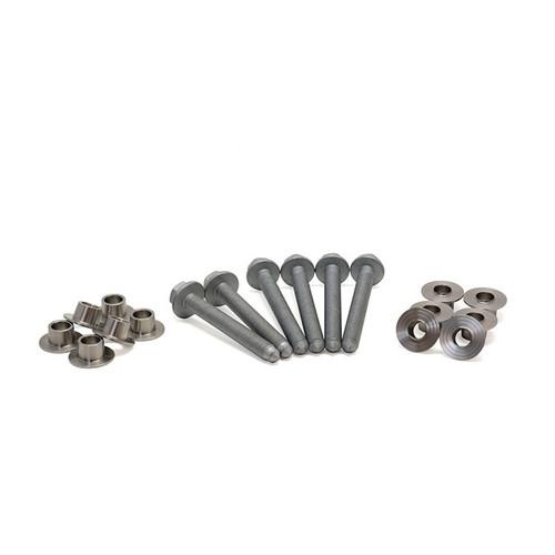 034Motorsport  Stainless Steel Subframe Locking Collar Upgrade Kit, MkV/MkVI Volkswagen Golf/Jetta/GTI/8P Audi A3