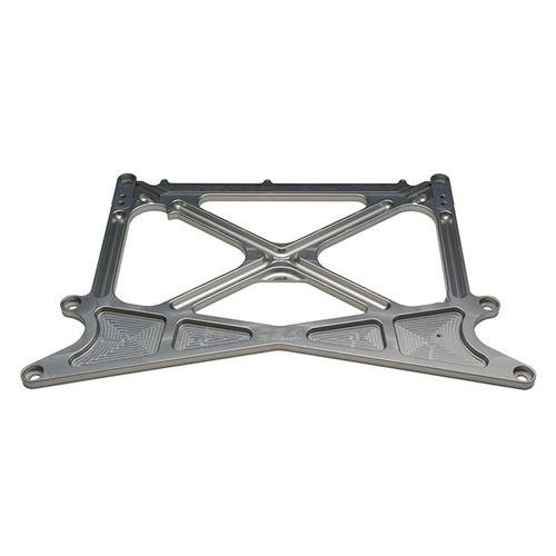 034Motorsport (LHD Only) X-Brace Billet Aluminum Chassis Reinforcement, B8/B8.5 Audi A4/S4/RS4, A5/S5/RS5, Q5/SQ5, Allroad