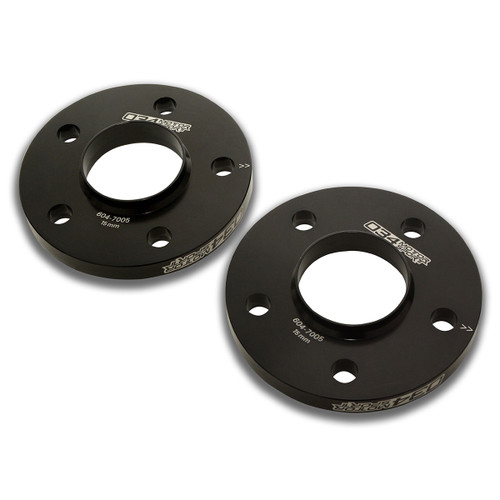 034Motorsport Wheel Spacer Pair, 15mm, Audi 5x112mm with 66.5mm Center Bore