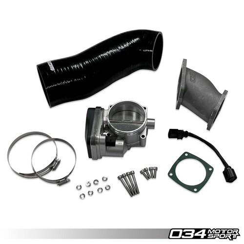 034motorsport Süperdüper Charger 84mm Throttle Body System - S4 B8