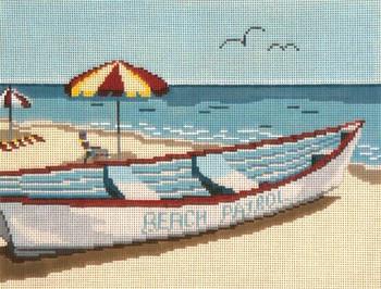 "#2104 Lifeboat 13 Mesh - 12"" x 9 Needle Crossings"