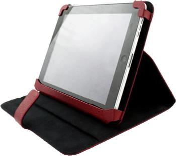 "BAG62R Lee's Needle Arts Ipad Cover - Red - 8""Wx10""Hx1""D"