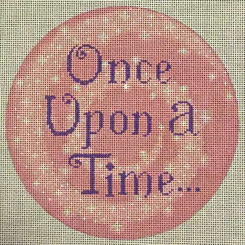 """LL147 Labors Of Love Once Upon a Time 18 Mesh 6"""" Round"""