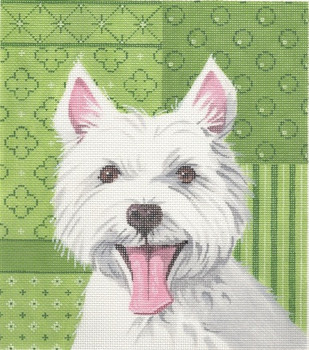 Fashion Jewelry Dog Westie 1 In Collectible Lapel Pin We Have Won Praise From Customers