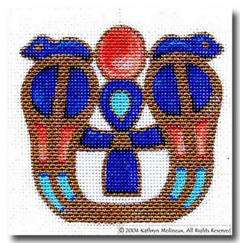 SB-301 Royal Serpent 4 x 4 18 Mesh Shorebird Studio