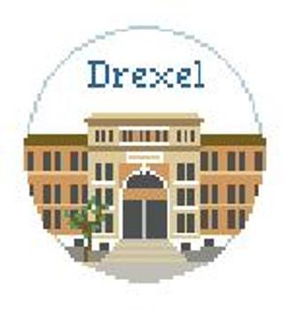 """BT267 Drexel Round Kathy Schenkel Designs  4"""" Diameter"""
