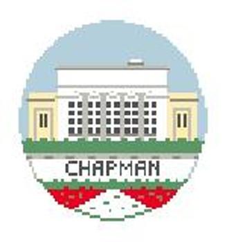BT266 Chapman U, Memorial Hall, CA Kathy Schenkel Designs