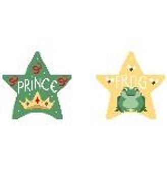 SH400 Prince/Frog Magic Wand Kathy Schenkel Designs