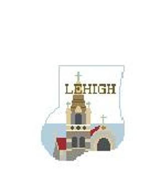 CM405C Lehigh U Kathy Schenkel Designs 4 x 4