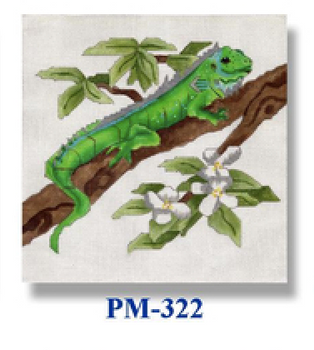 "PM-322 Iguana 18 Mesh 10""  CBK Bettieray Designs"