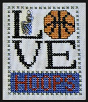 Love Hoops (w/chm) by Hinzeit 31w x 41h 16-1168