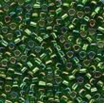 #BDS-F646 Size 8 Beads Frosted Green Sundance Designs