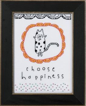 AW301611 Mill Hill Amylee Weeks Choose Happiness