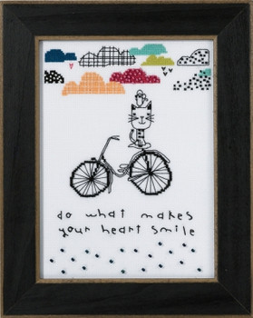 AW301613 Mill Hill Amylee Weeks Makes Your Heart Smile