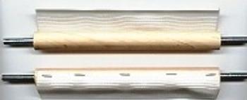 EZ133WEB Scroll Rods WITH Basting System EZ Needlework