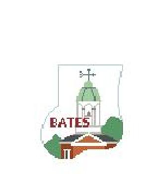 CM409J Bates College, Maine 4 x 4 Kathy Schenkel Designs