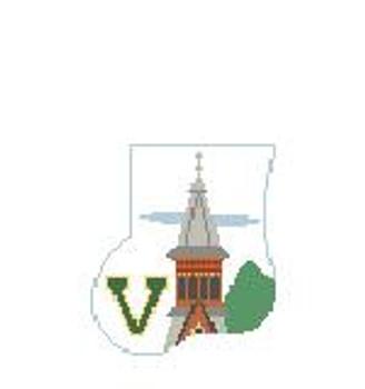 CM409H U of Vermont 4 x 4 Kathy Schenkel Designs