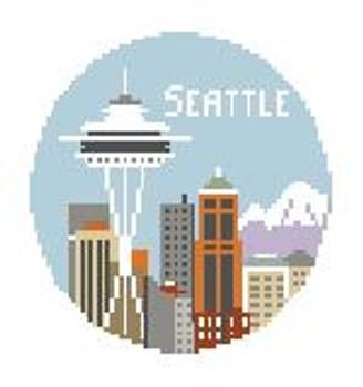"""BT648 Seattle  4"""" diameter Kathy Schenkel Designs"""