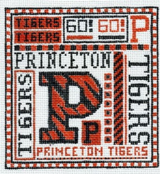T-40p Princeton 4 1/2 x 5 18 Mesh The Meredith Collection