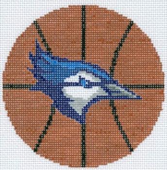 XO-150cr Basketball-Creighton University 4x4 18 Mesh The Meredith Collection