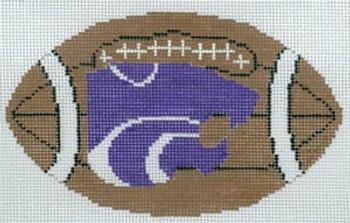 XO-151ks Football Kansas State 18 Mesh The Meredith Collection