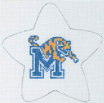 XO-154dme Star-Logo Memphis 18 Mesh The Meredith Collection