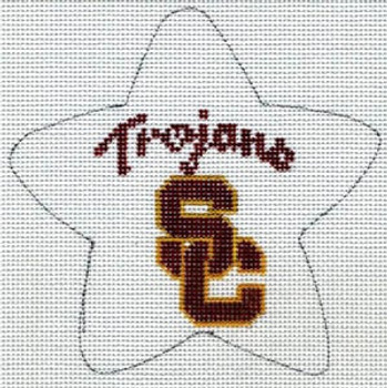 XO-154dsc Star-University of Southern California 18 Mesh The Meredith Collection