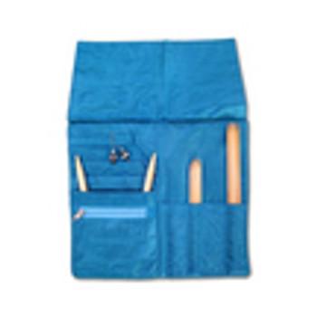 Della Q Travel Wallet Blue