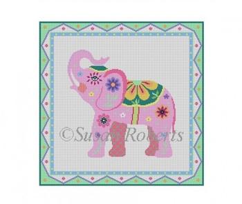 db3cdd764 1057 Pink Lucky Elephant 11.5