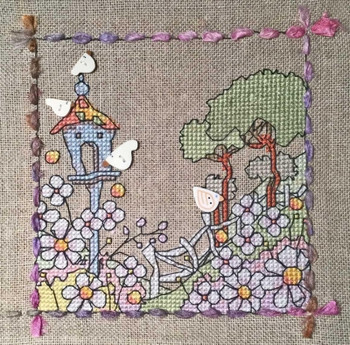 Cross Stitch Patterns By Designer - Michael Powell - The