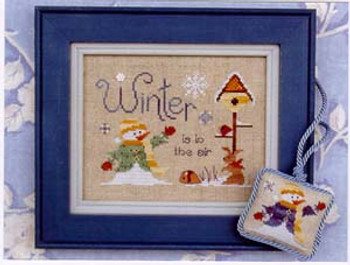 Winter Is In The Air by Brittercup Designs 04-2856