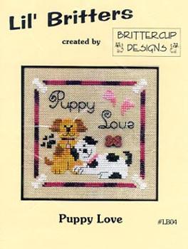 Puppy Love by Brittercup Designs 03-1361