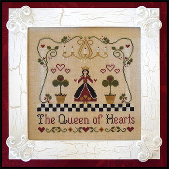 15-1030 Queen Of Hearts by Classic Colorworks