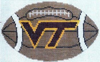 XO-151vv Football- Virginia Tech  18 Mesh The Meredith Collection