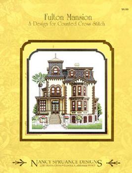 Fulton Mansion by Nancy Spruance Designs 8827