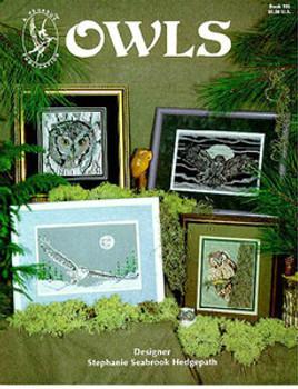 Owls by Pegasus Originals, Inc. 7028