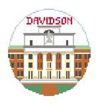 BT713 Davidson College Kathy Schenkel Designs