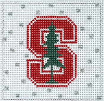 XO-159 College Square Stanford 4 x 4 13 Mesh The Meredith Collection