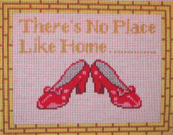 S-030 The Point Of It All There's no Place Like Home 14 x 10 13 Mesh