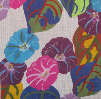 PDG-062 The Point Of It All Morning Glories 12 x 8  18 Mesh