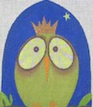 ZE139 Zecca King Owl egg cozy Mesh