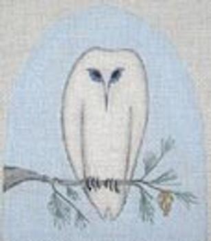 ZE140 Zecca Ghost Owl egg cozy Mesh