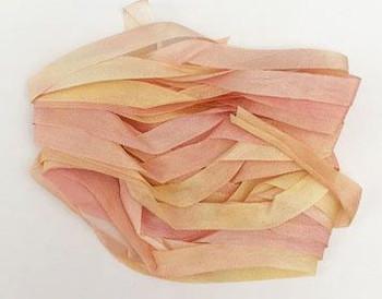 009 Longan 7mm Silk Ribbon Painter's Thread