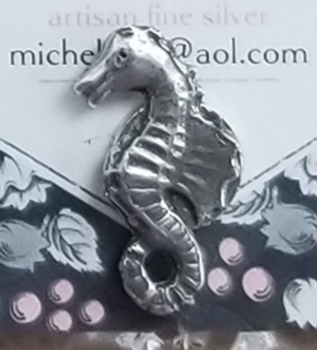 """Sea Dragon Michelle Ink Designs  Approximately 1"""""""