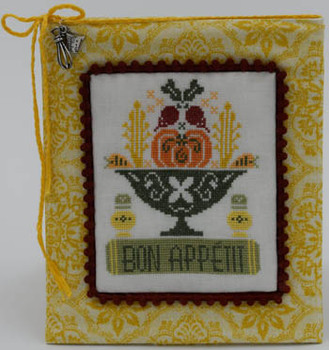 Bon Appetit 69w x 82h Misty Hill Studio 18-1133
