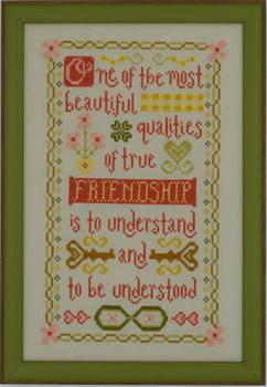 Friendship 98w x 158h Misty Hill Studio 18-1135