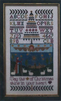 Christmas Star by Stitching Parlor Inc., The 19-1459